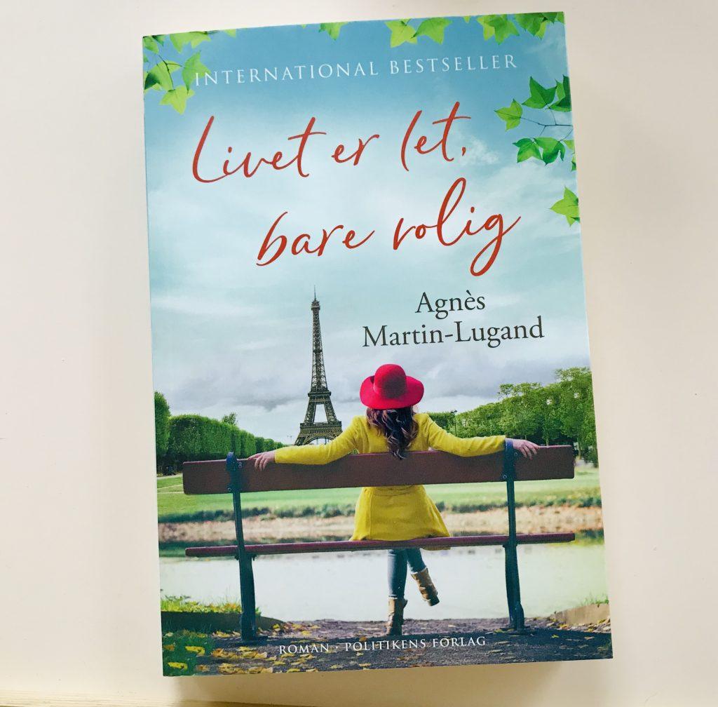 livet er let bog agnès martin-lugard politikens forlag (Foto: MY DAILY SPACE)