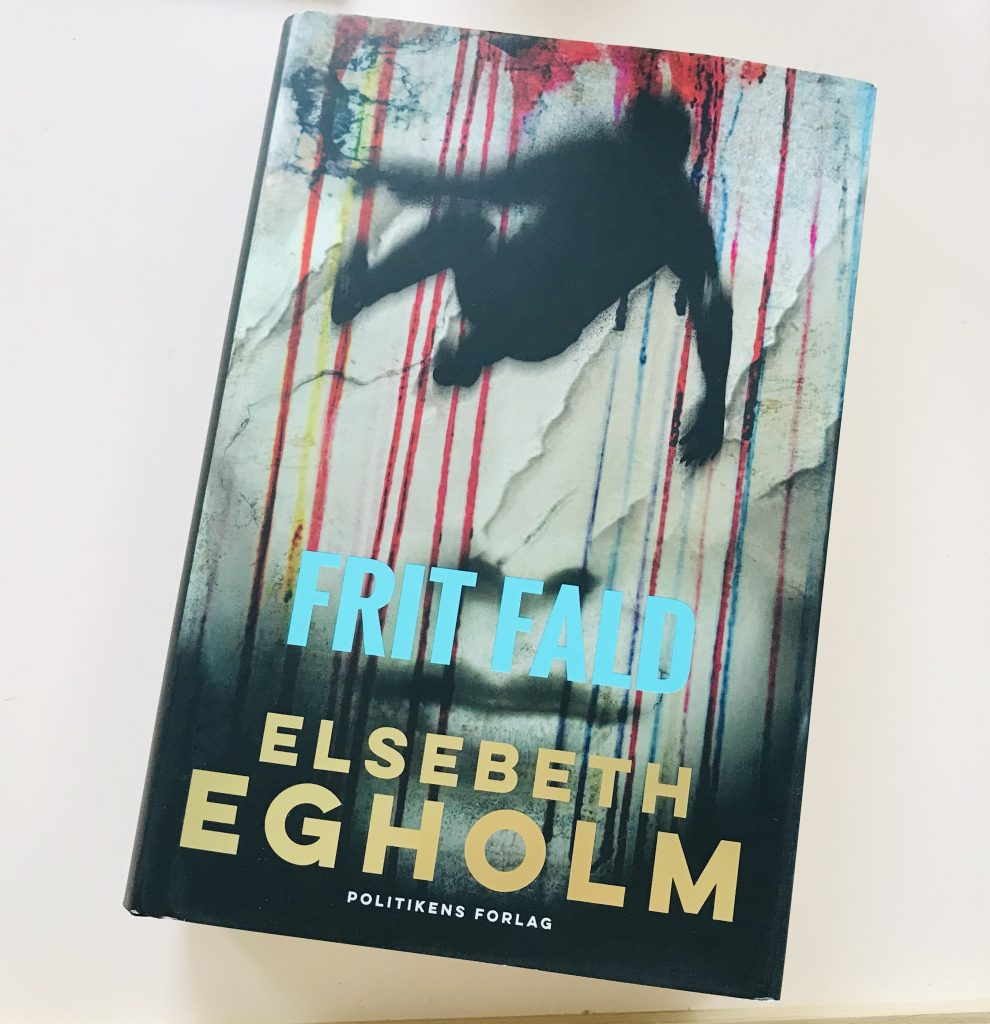 elsebeth egholm bog frit fald poltikens forlag (Foto: MY DAILY SPACE)
