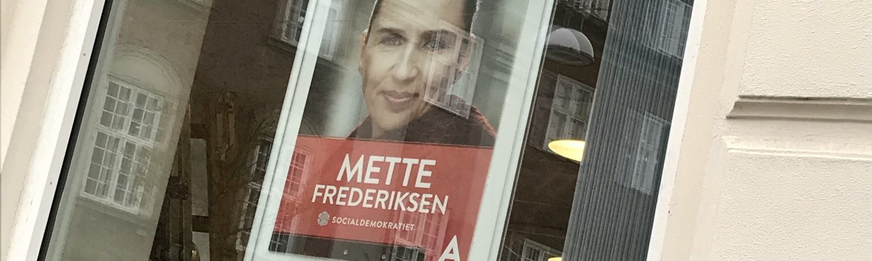 valg christiansborg mette frederiksen socialdemokratiet (Foto: MY DAILY SPACE)