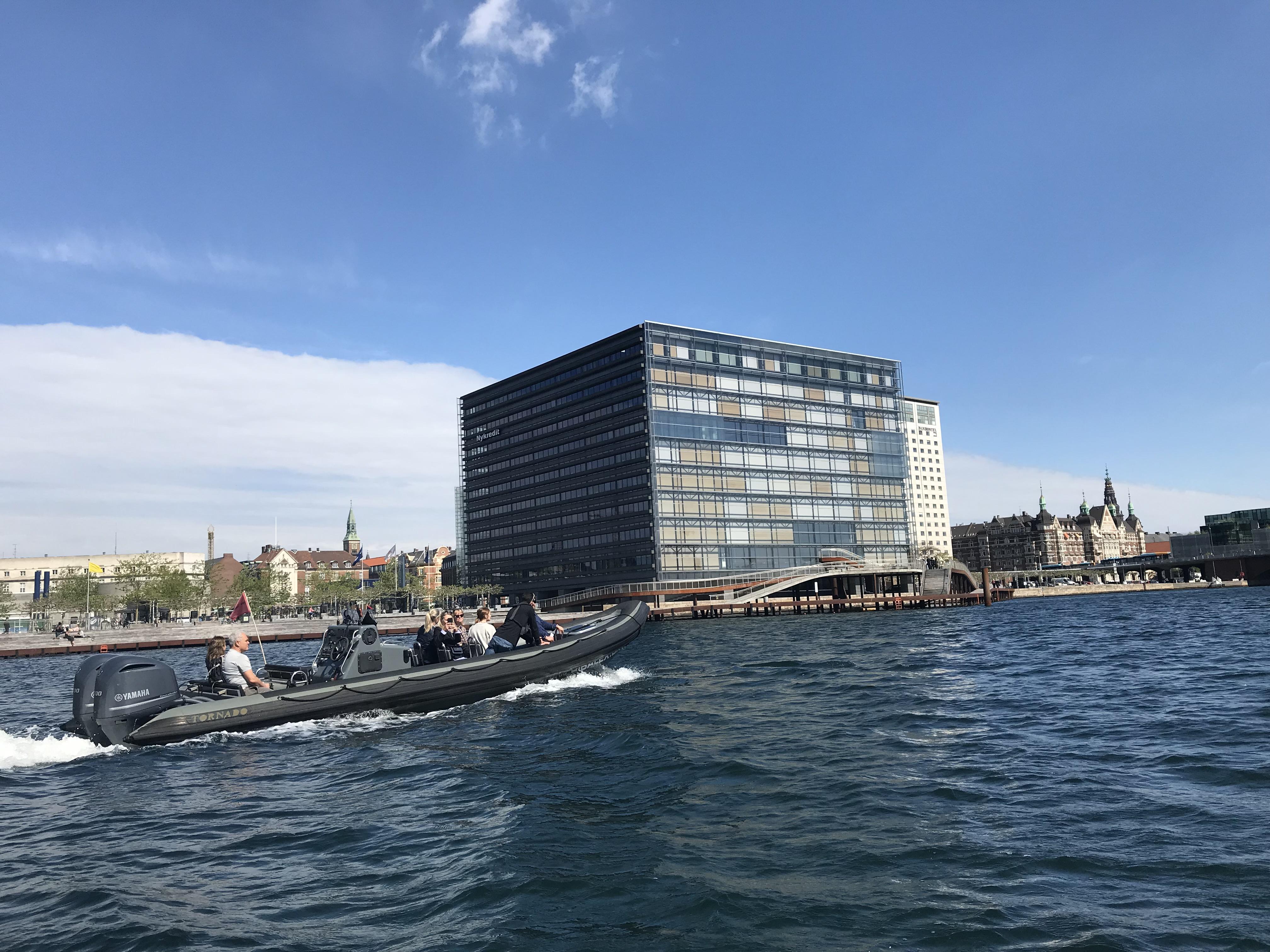 københavn havn speedbåd 3 days of design (Foto: MY DAILY SPACE)