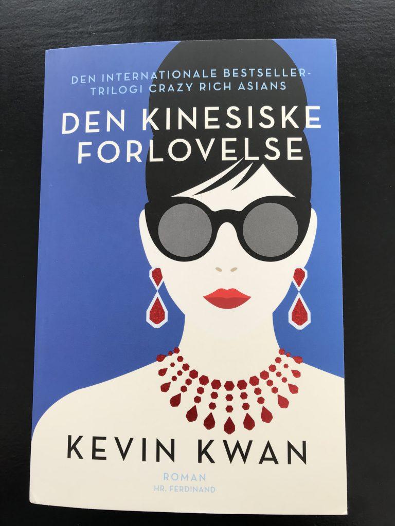 bog bøger kinesisk forlovelse kevin kwan