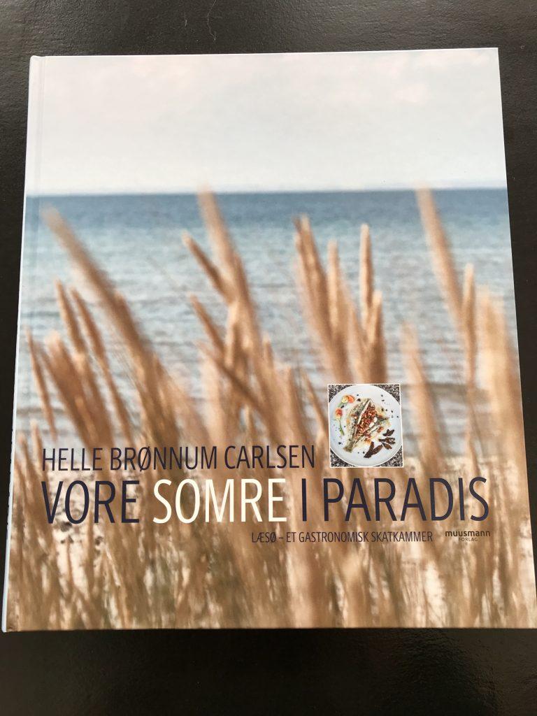 bog bøger læsø rejse danmark vore somre i paradis helle brønnum carlsen