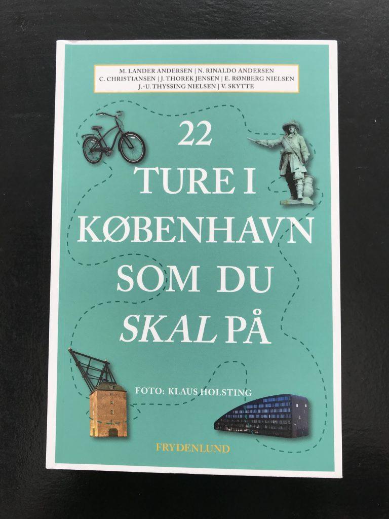 bog bøger læsø rejse danmark københavn 22 ture i københavn som du skal på