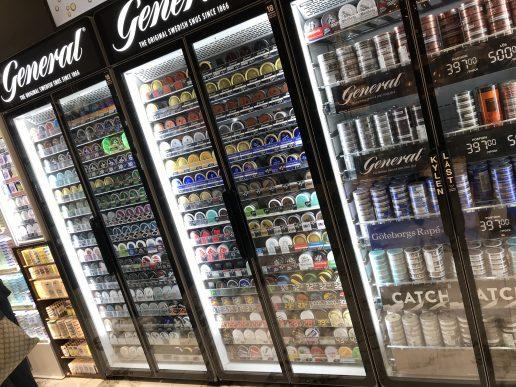 snus tobak røg butik (Foto: MY DAILY SPACE)