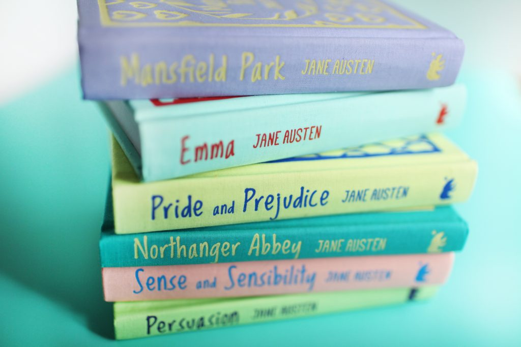 bøger jane austen (Foto: Pexels)