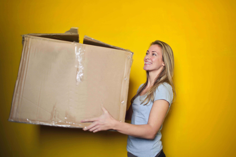 pakke levering (Foto: Pexels)