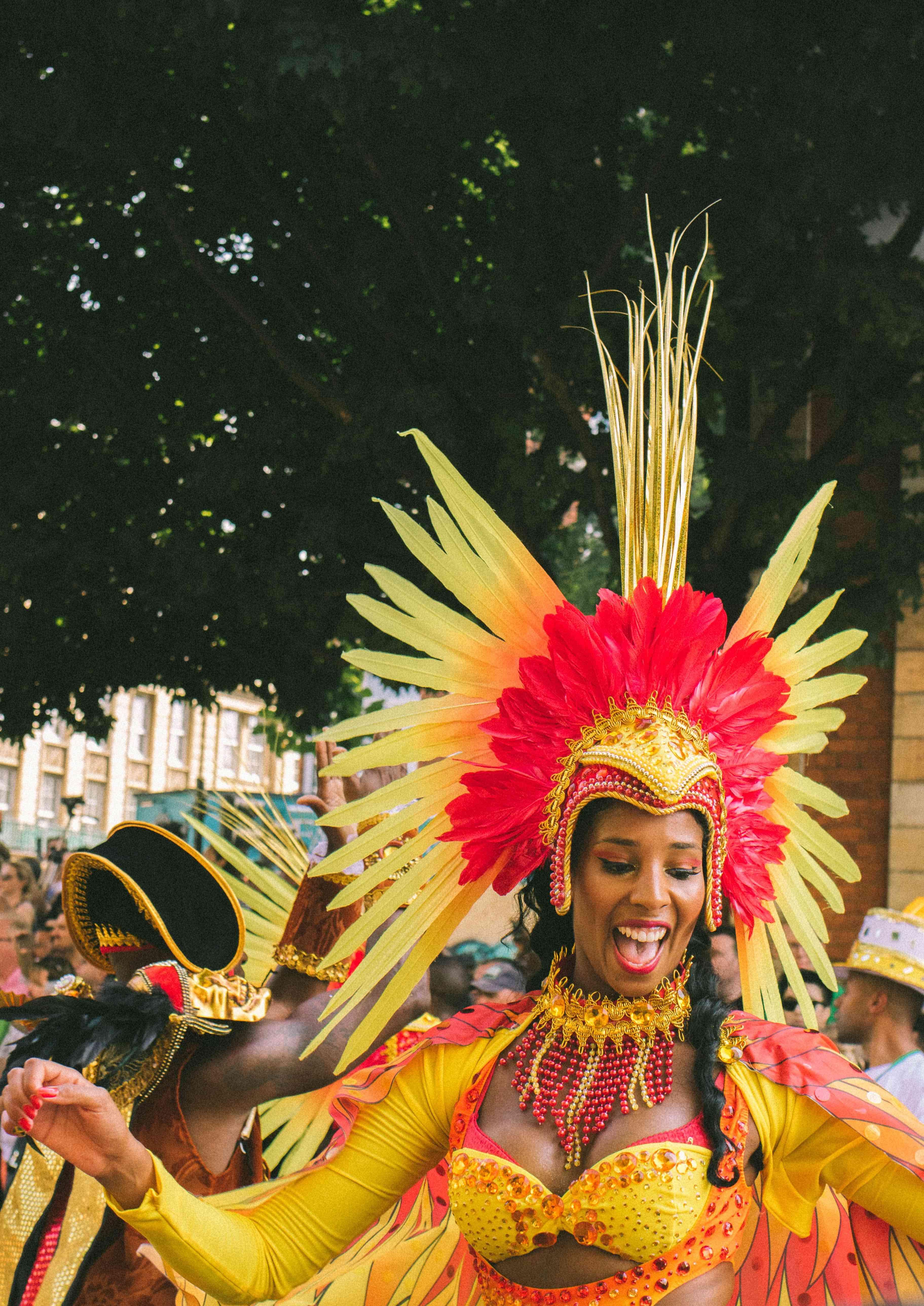 Karneval, fest, farver, parade, kultur, kulturguide, pride, udklædning, dans