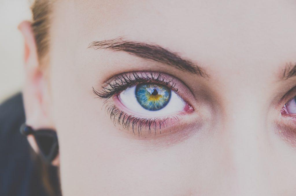 øje ansigt kvinde (Foto: Unsplash)
