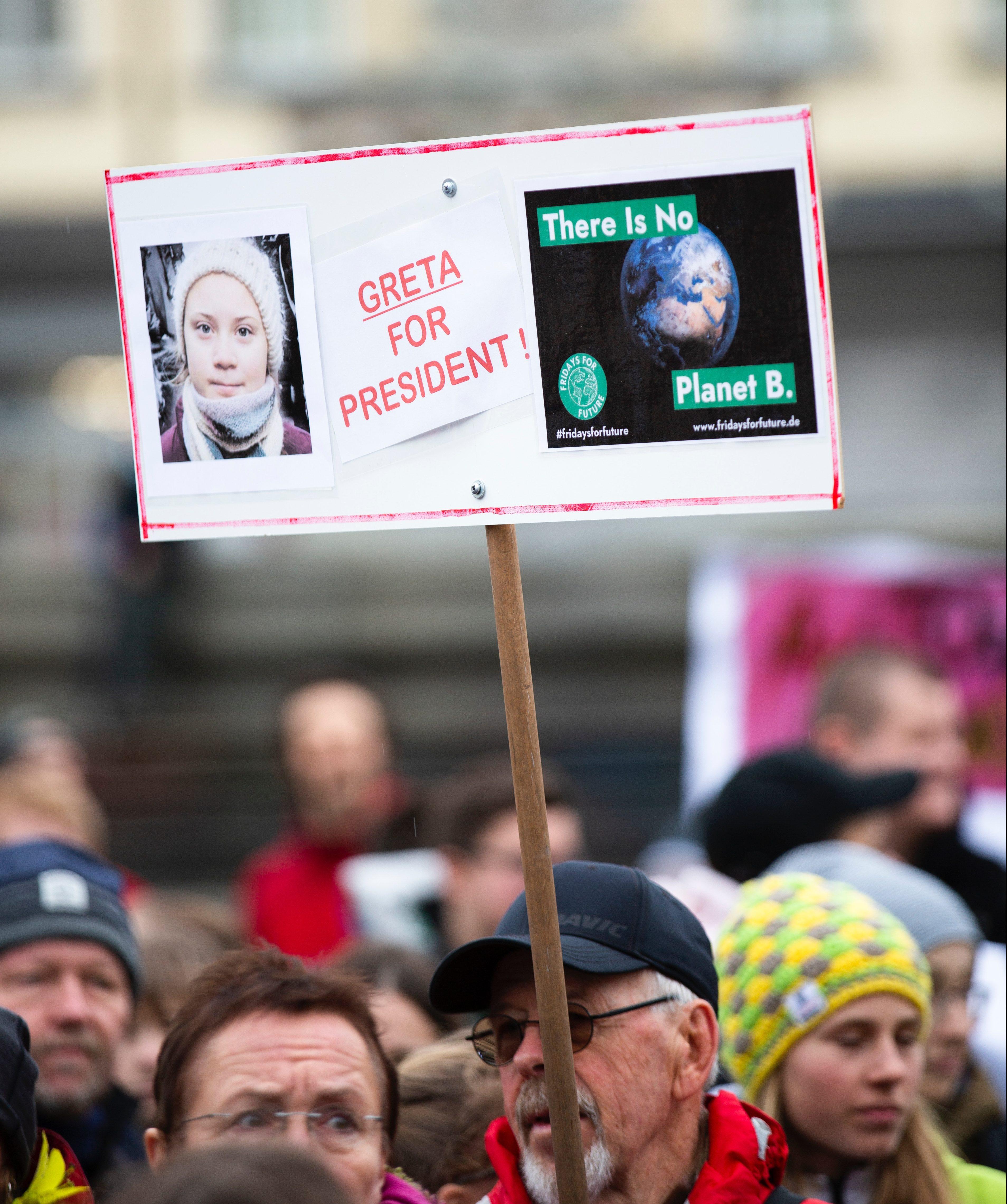 greta thunberg klimaaktivist (Foto: Unsplash)