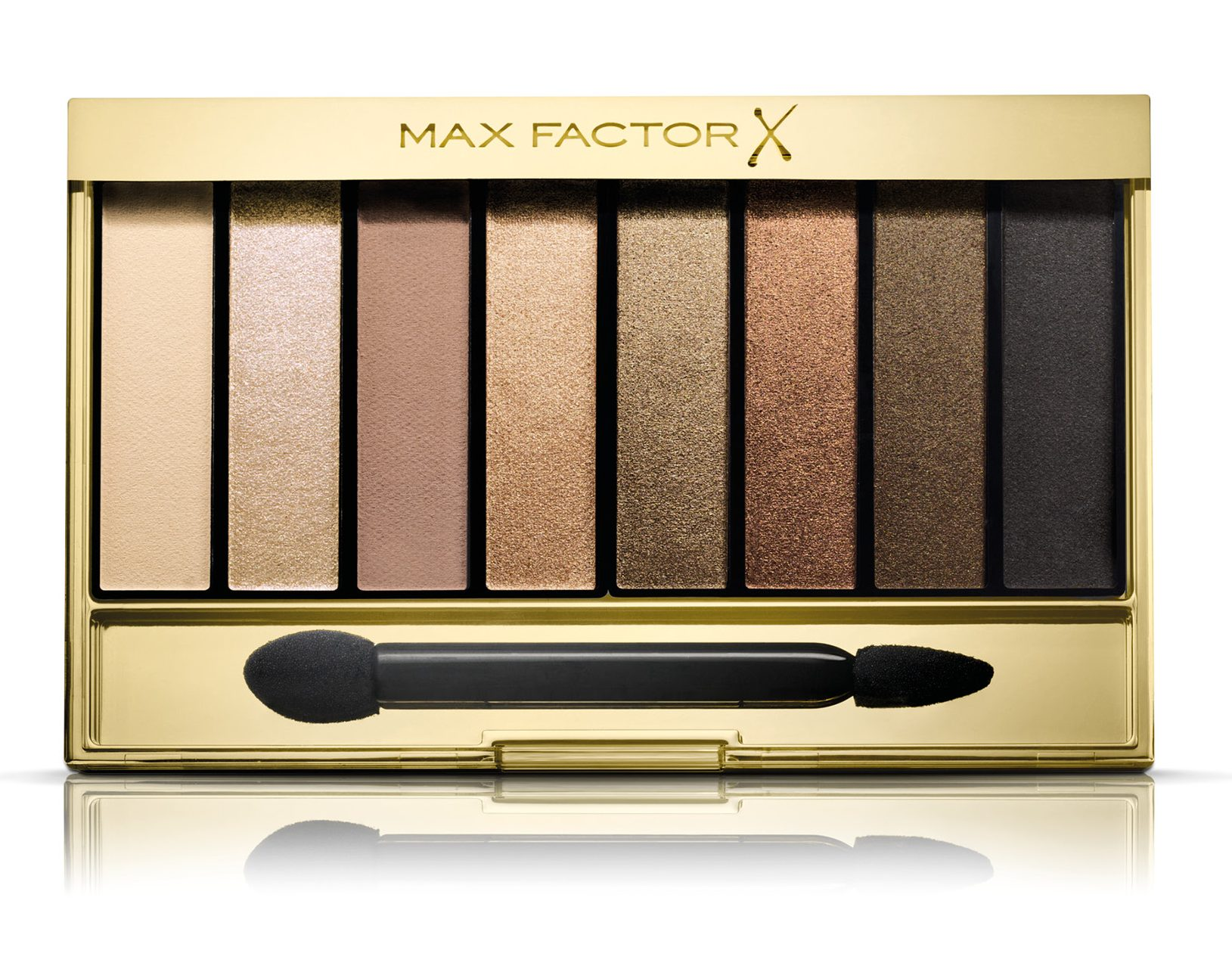Sienna Miller make-up pallette nude øjenskygge max factor (Foto: Sæther)