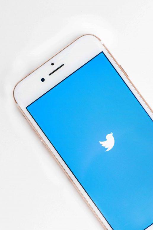 twitter, sociale medier, telefon, smartphone, iphone, tweet