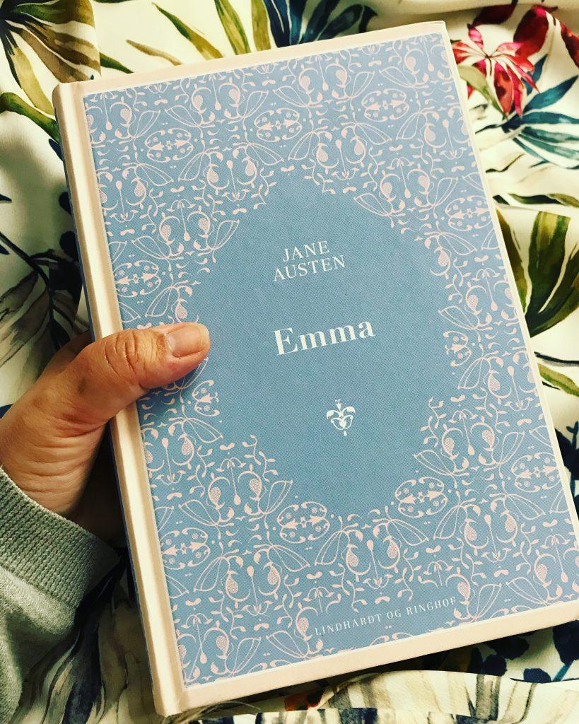 liselund lysthus bog møn gamle dage jane austen bog emma (Foto: MY DAILY SPACE)