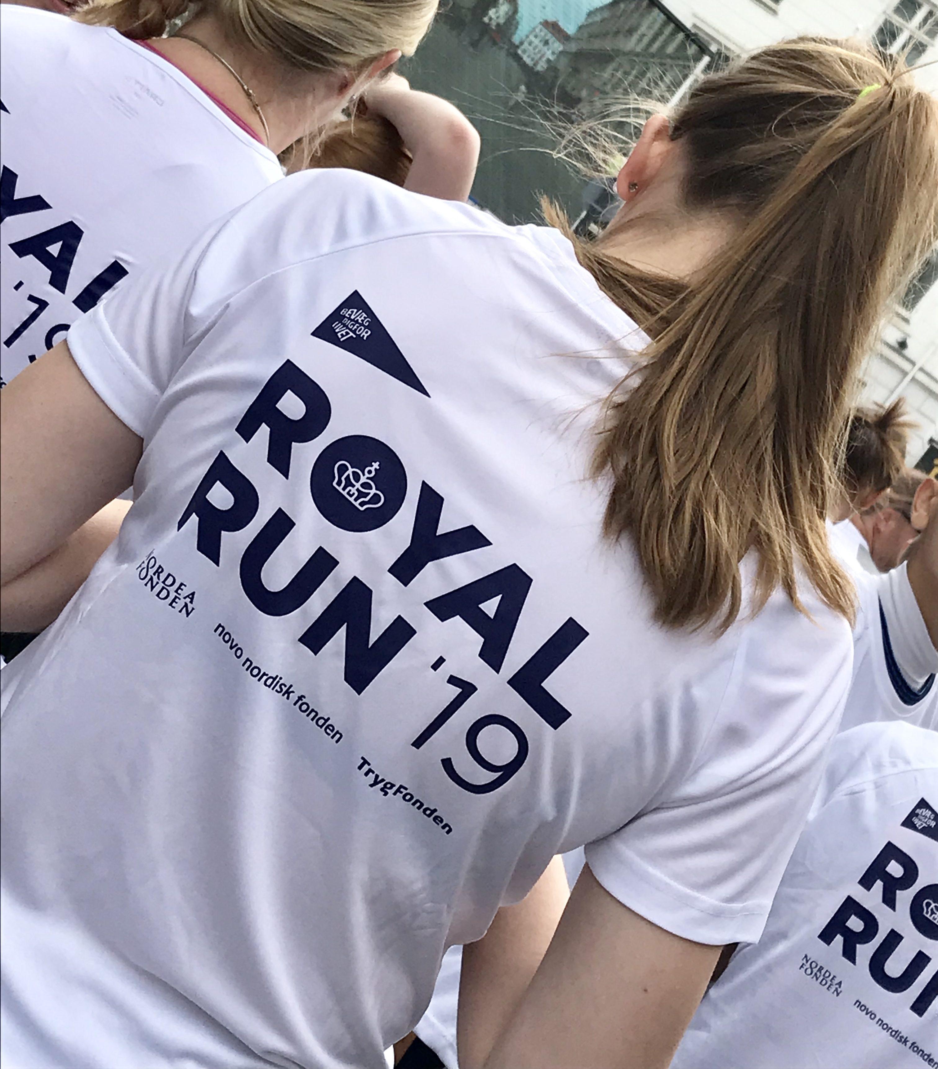 Royal Run, løb, motion, kronprins frederik, kongehuset, københavn