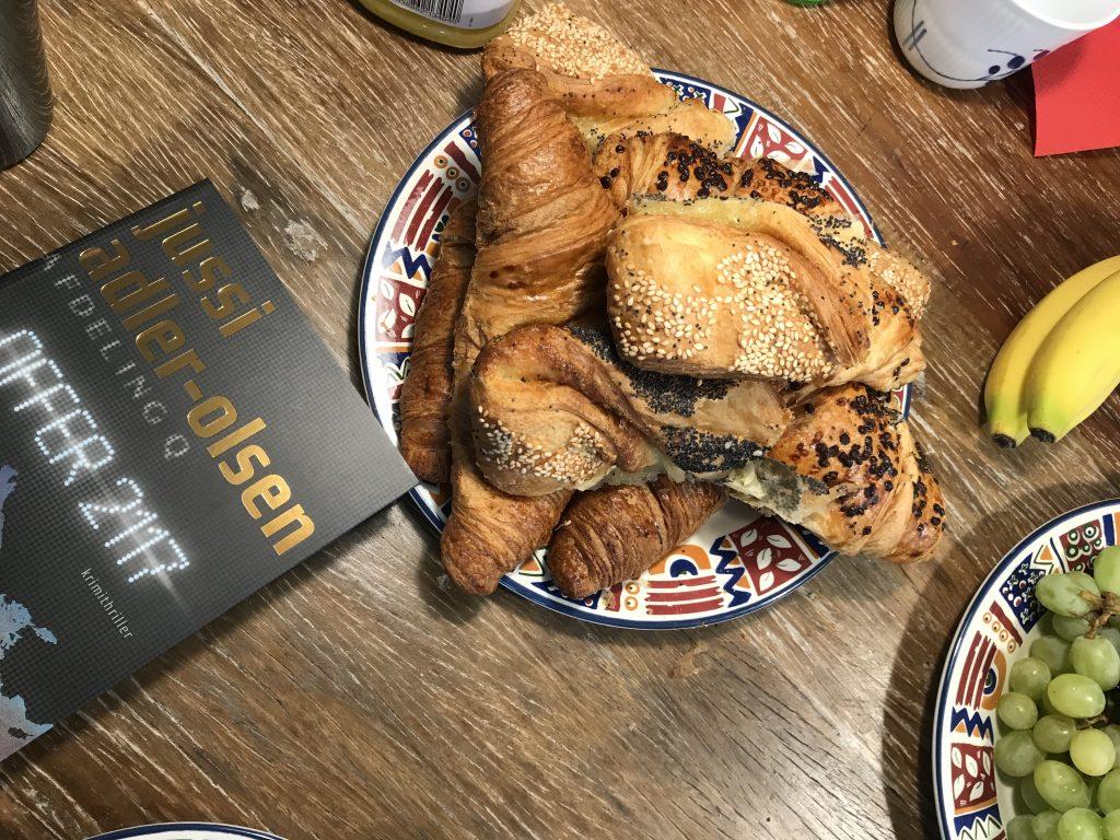jussi adler-olsen bog offer 2117 valby bog croissant (Foto: MY DAILY SPACE)