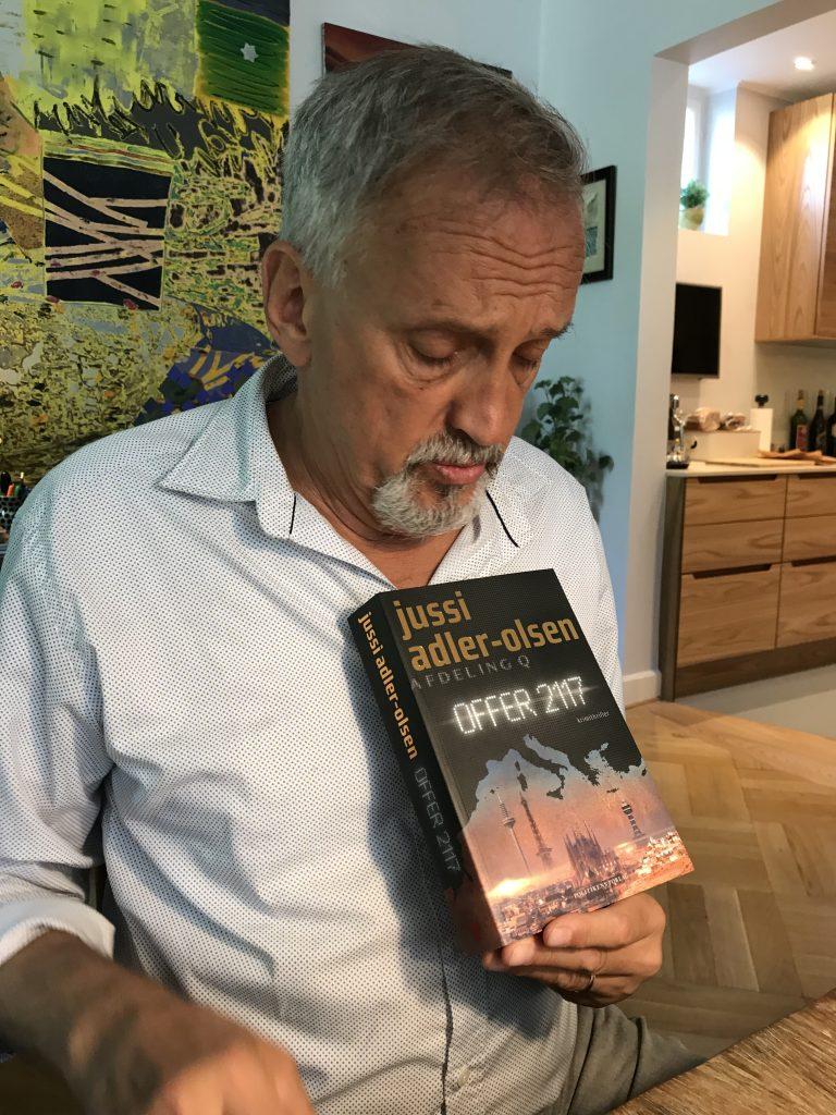 jussi adler-olsen bog offer 2117 valby bog (Foto: MY DAILY SPACE)