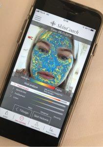 app skin care true north