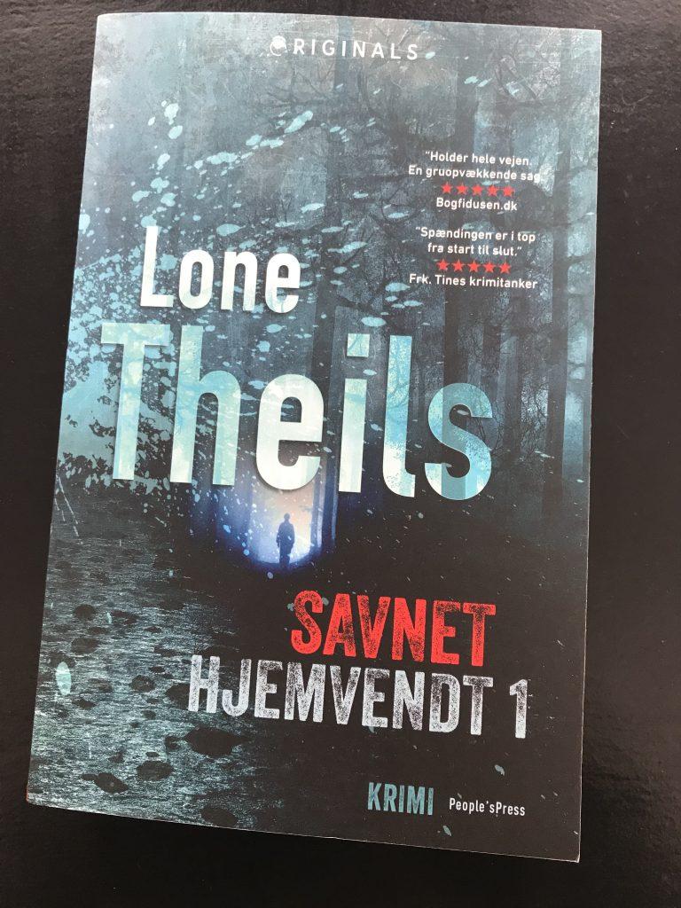 lone theils bog savnet hjemvendt 1 forfatter