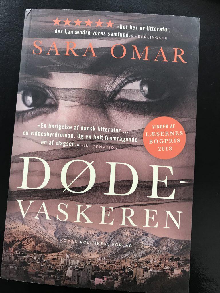 bog forfatter sara omar dødevaskeren