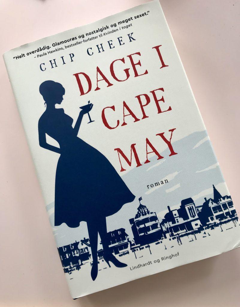 bog forfatter dage i cape may chip cheek