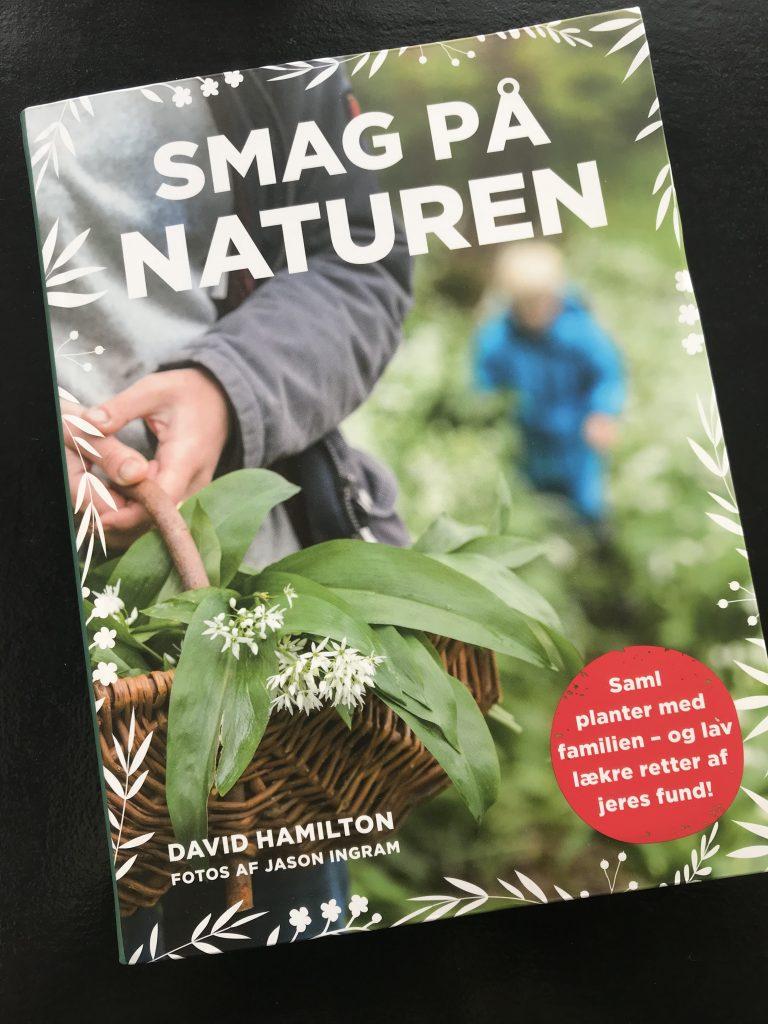 bog forfater smag på naturen david hamilton