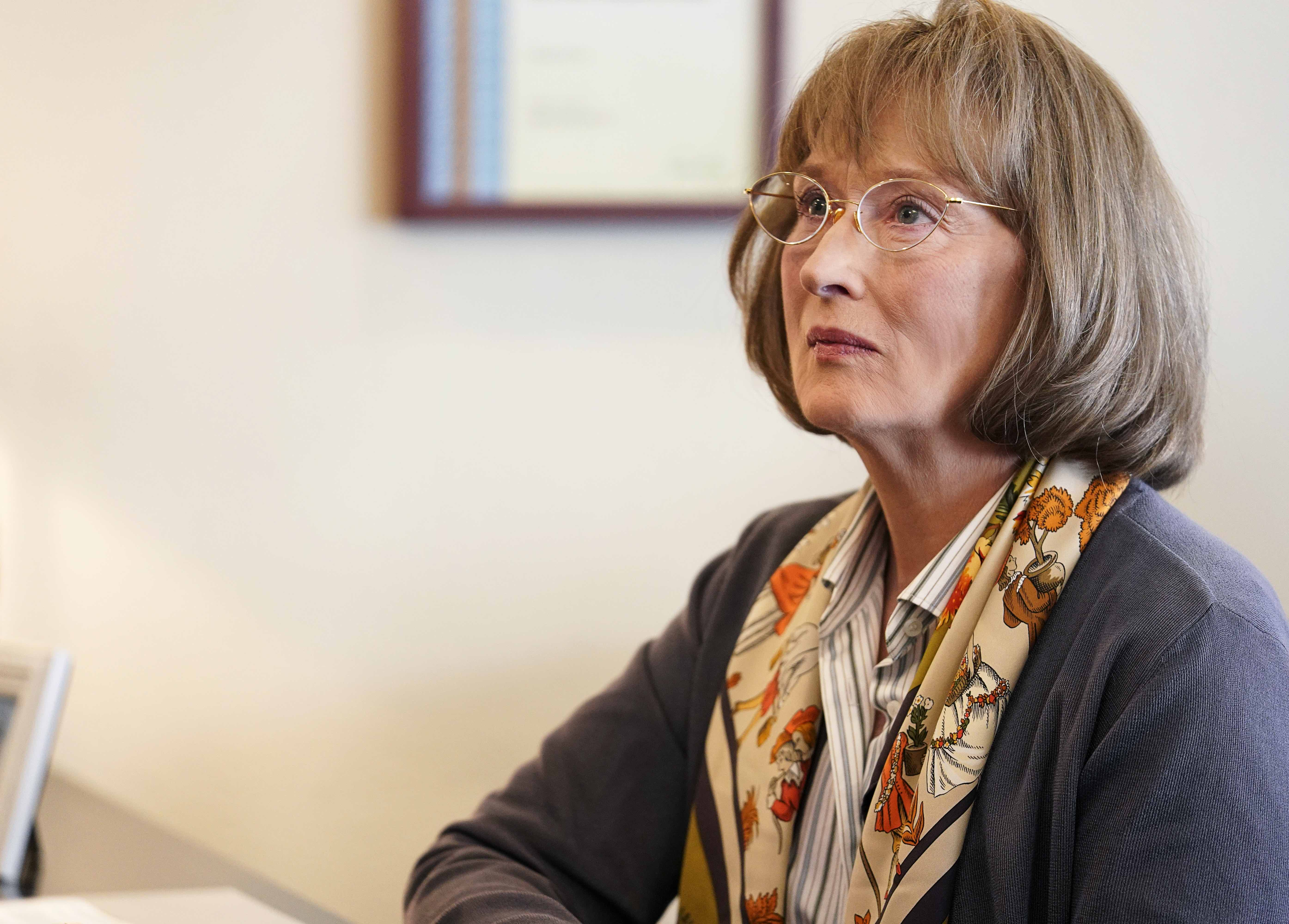 Meryl Streep, Big Little Lies, skuespiller, skuespillerinde, oscarvinder