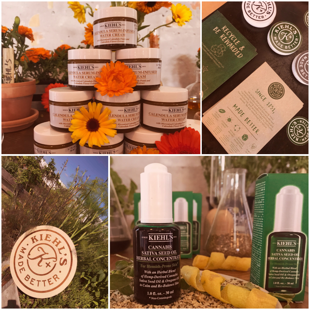 kiehls, amass, produkter, urban have, urban gardening, garden, byhave, recycle, zero waste, sustainable