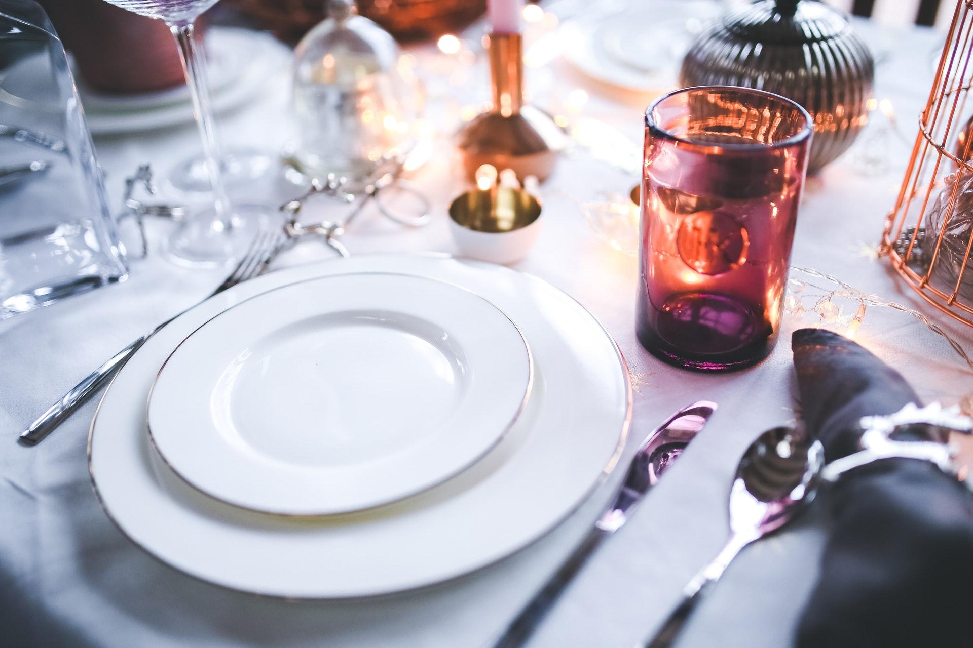 mad, middag, spis, spise, gæster, bord, opdækning