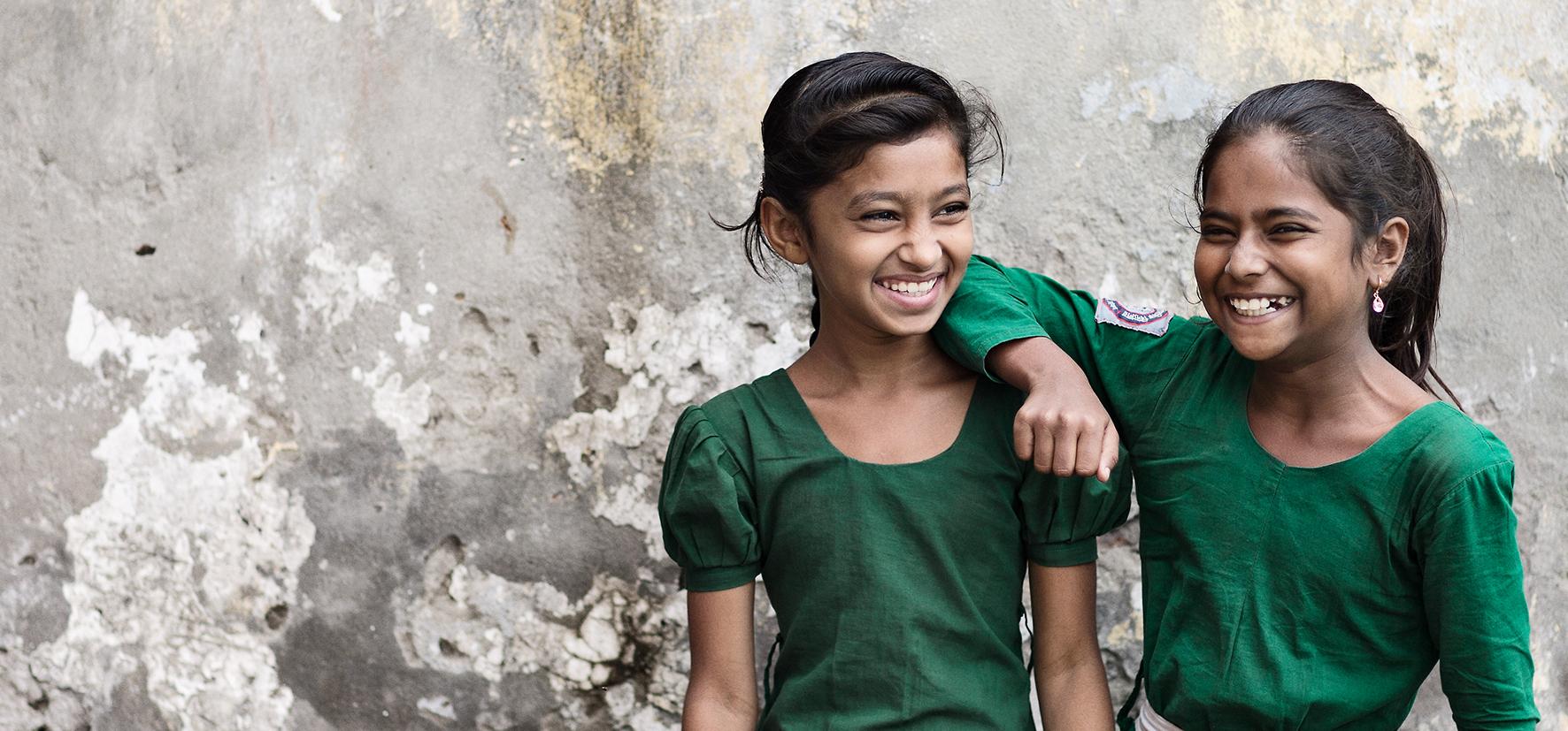 planbørnefonden, søstrene grene, børn, rettigheder