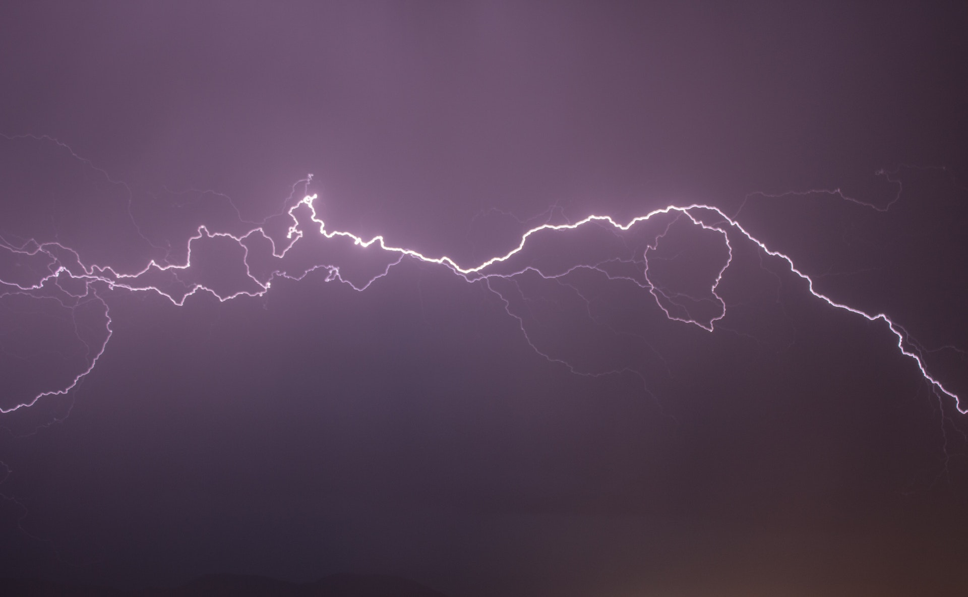 lyn, torden, uvejr, ulykke
