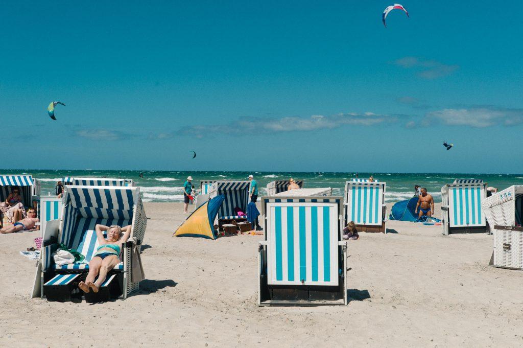 vand havet sommer strand (Foto: Unsplash)