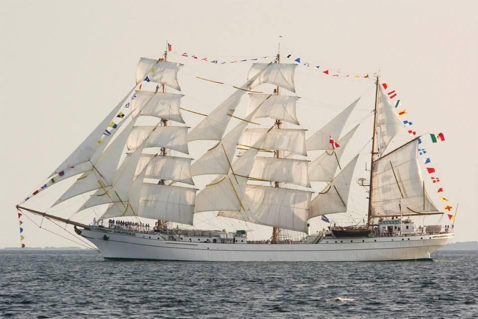 tall ship races, aarhus, skoleskibe, sejlskib, konkurrence, haveplads, havnefest