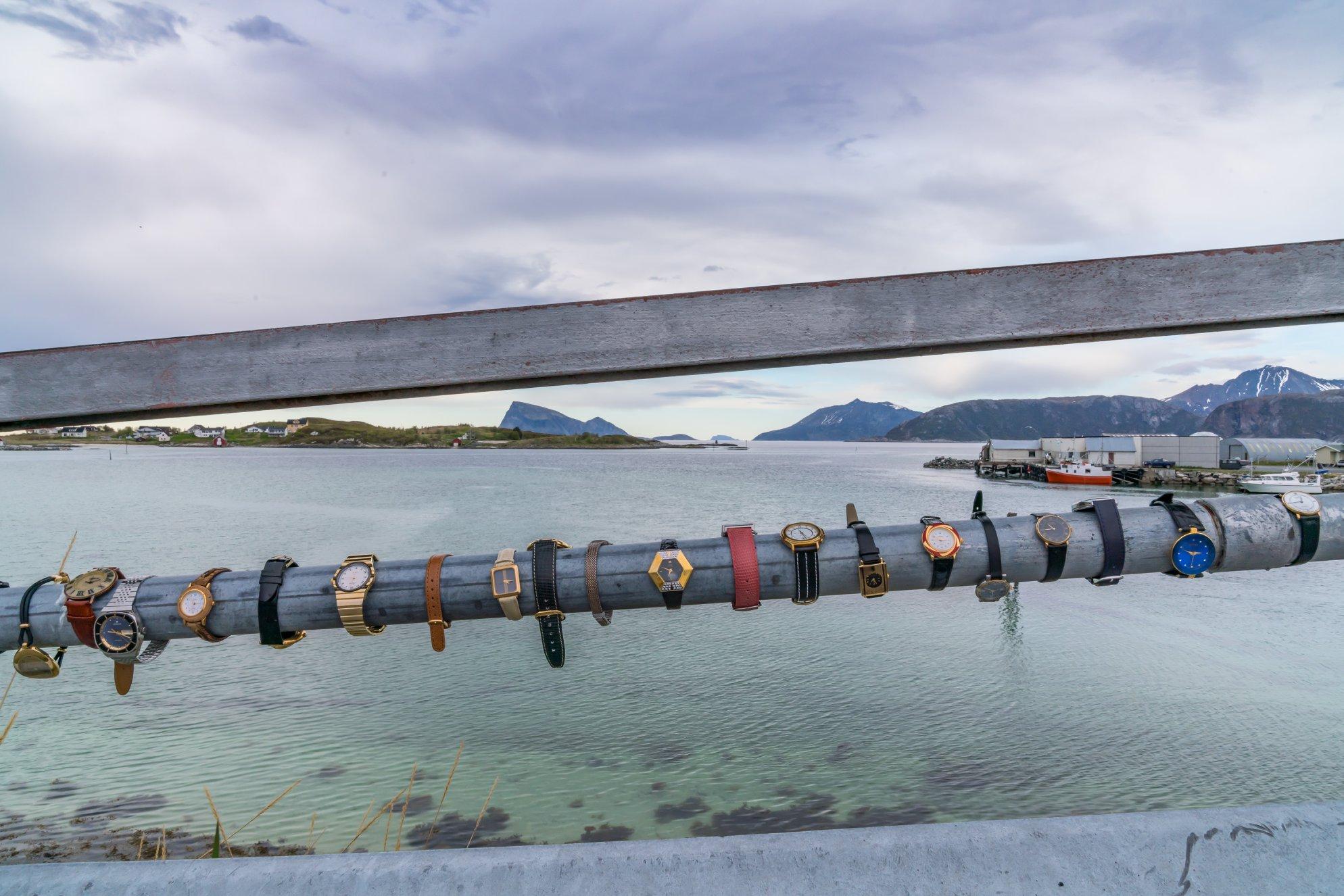 norge, norsk ø, sommertid, tidsfri zone, sommarøy,