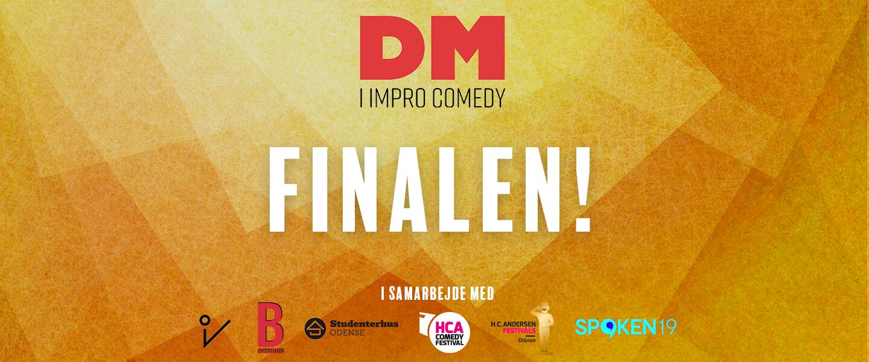 dm, impro comedy, kultur, kulturguide, odense
