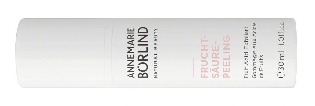 Annemarie_Borlind_Fruit_Acid_Exfoliant eksfoliering frugtsyre