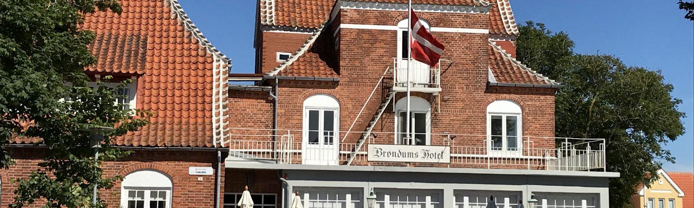 brøndum hotel skagen vesterhavet nordjylland danmark (Foto: MY DAILY SPACE)