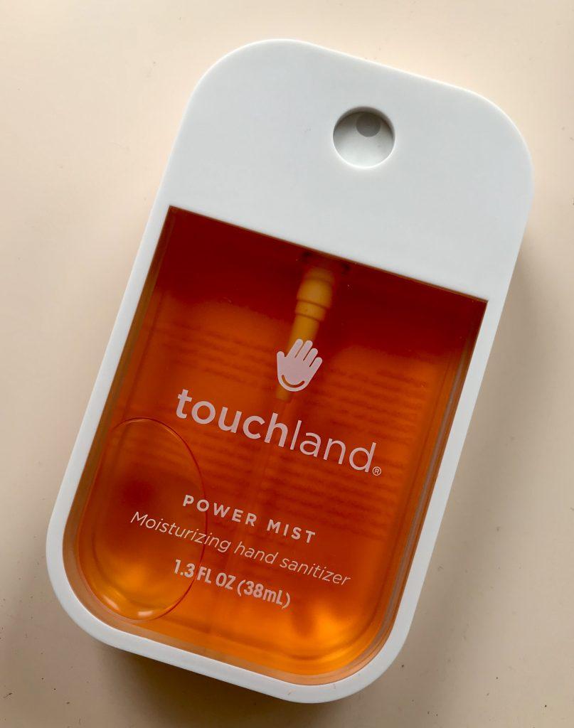 touchhand alkogel sanitizer