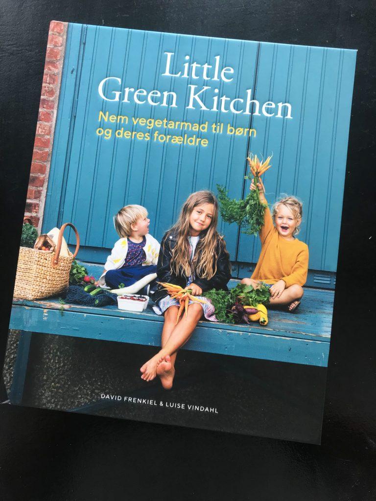little green kitchen bog bøger kogebog vegetarmad (Foto: MY DAILY SPACE)