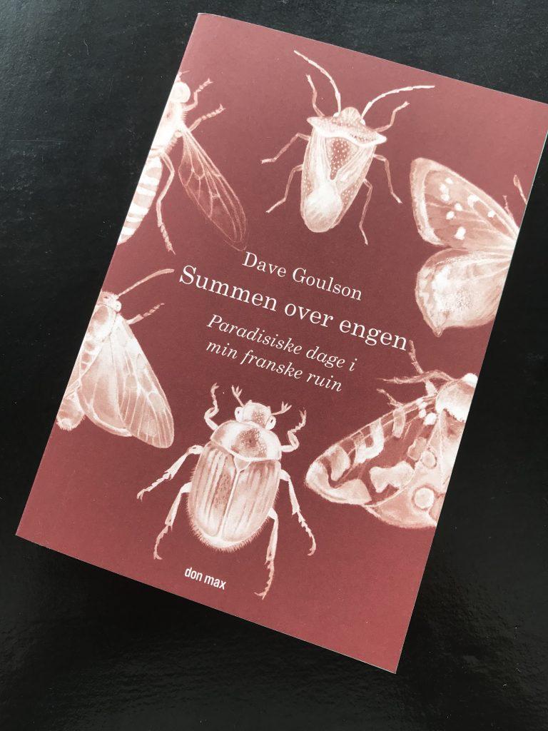 summen over engen dave goulson bog bøger (Foto: MY DAILY SPACE)