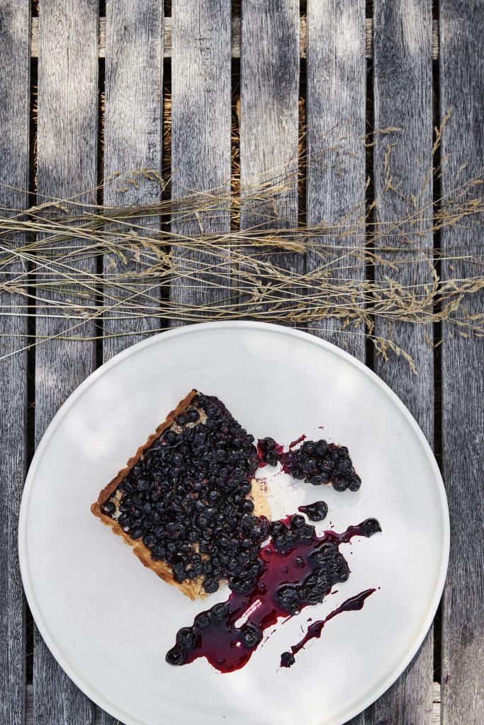 Solbær solbærtærte opskrift helle brønnum carlsen læsø (Foto: John Bendtsen)
