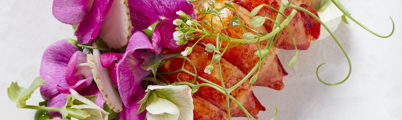 spiselige blomster hummer (Foto: Flemming Gernyx)