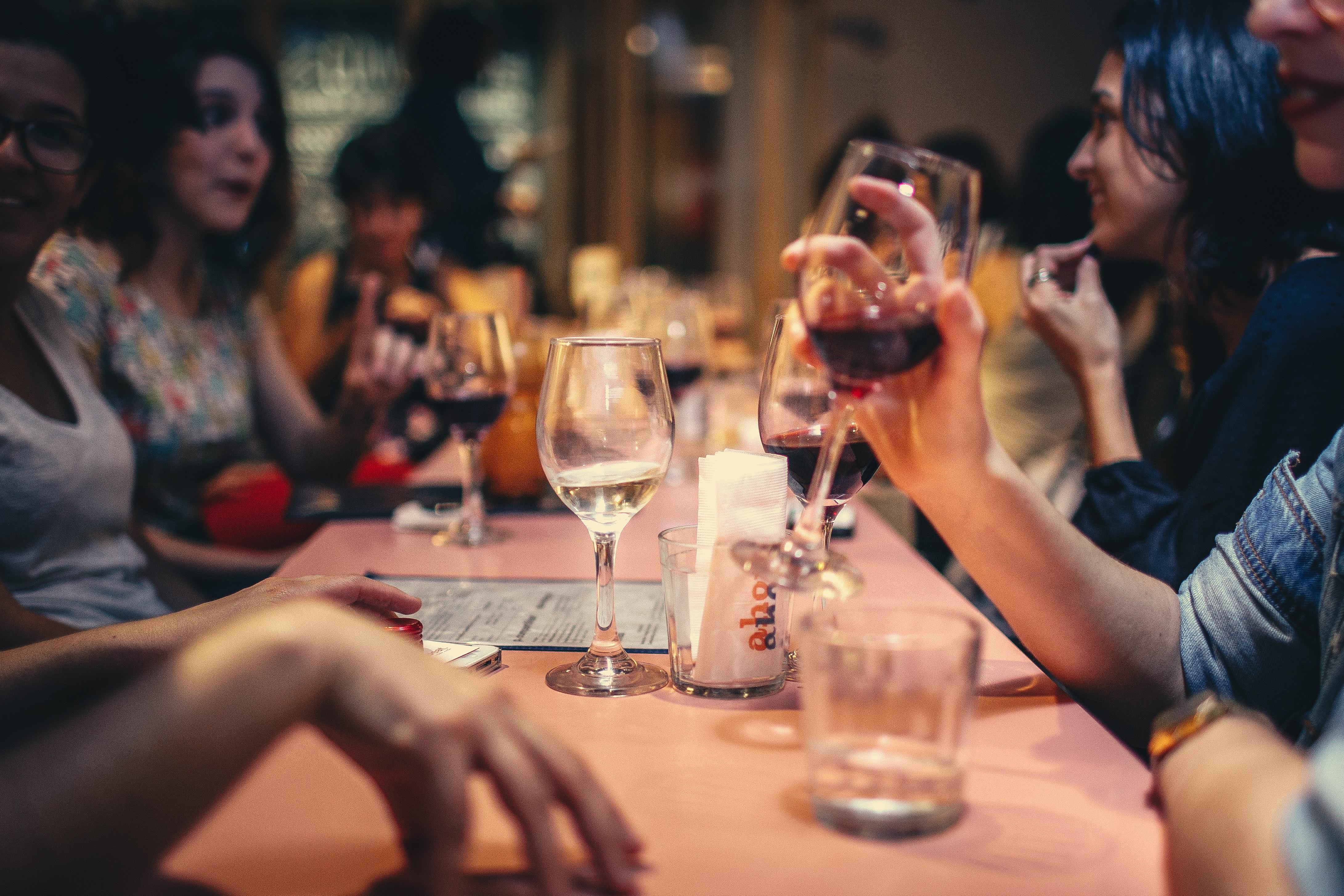vin, vinklub, wine, women, kvinder