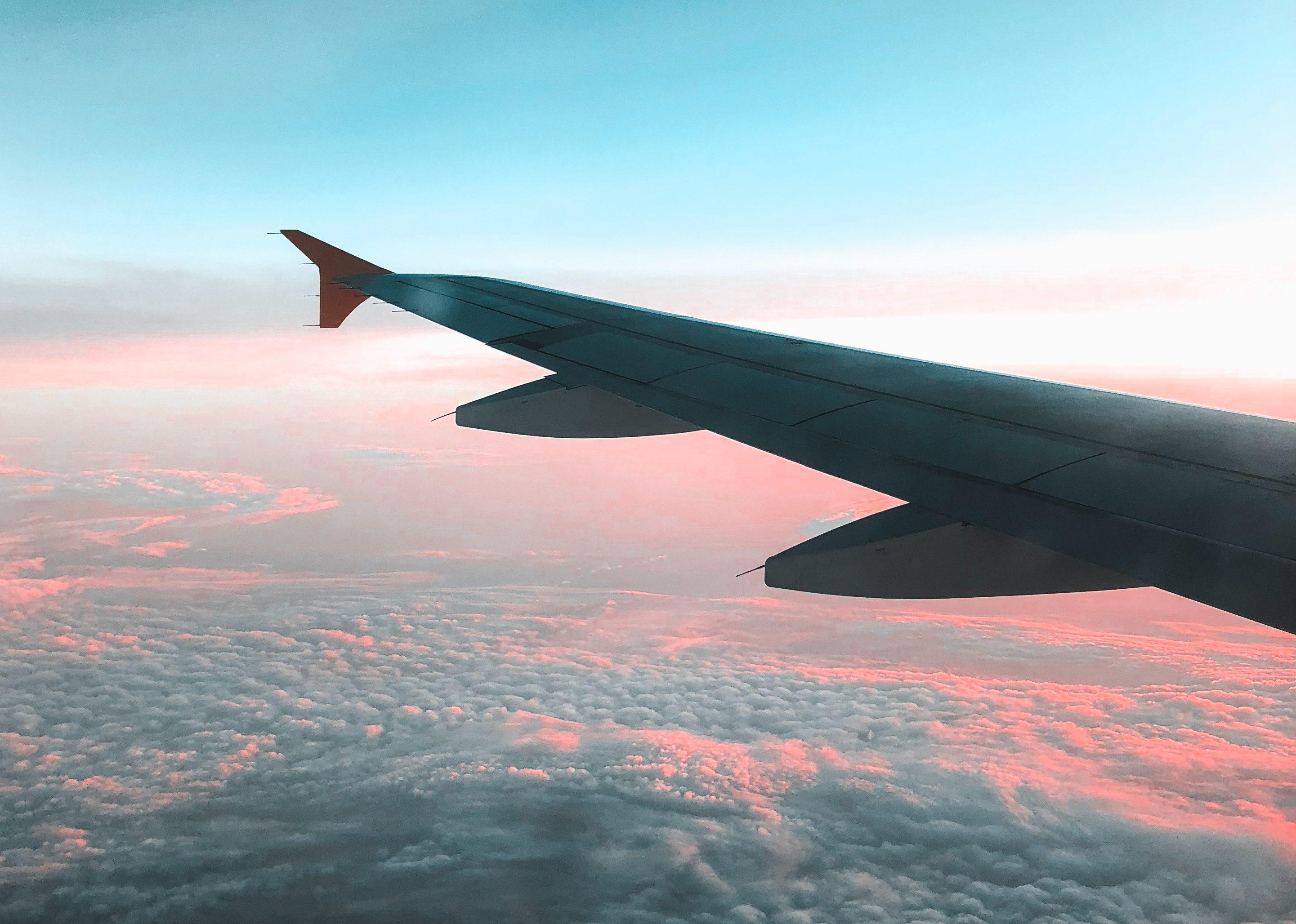 plane, air, fly, flyskam, udledning, co2, klima, miljø, klimaforandringer
