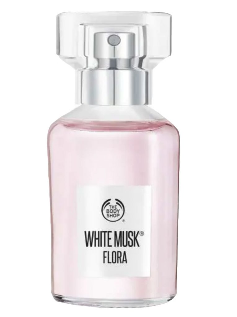 bodyshop musk white floral duft