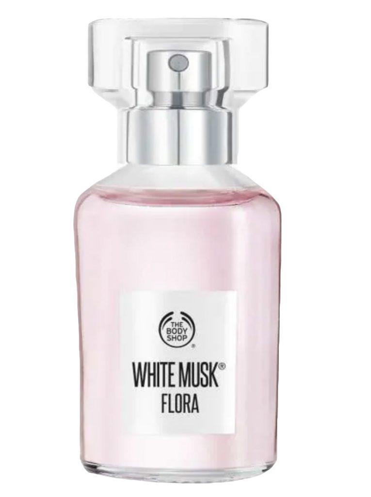 bodyshop musk white floral duft