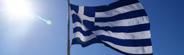 grækenland, greece, flag, sol, summer