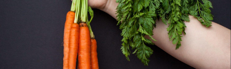 gulerødder grøntsag vegetar (Foto: Unsplash)