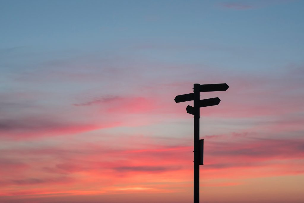 Descisions, muligheder, valg, travel, rejse, sabbatår, gab year, uddannelse (Foto: Unsplash)