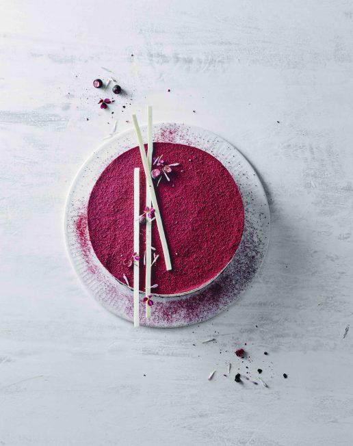 solbærfragilité ditte julie kage dessert bagedysten (Foto: Lars Ranek)