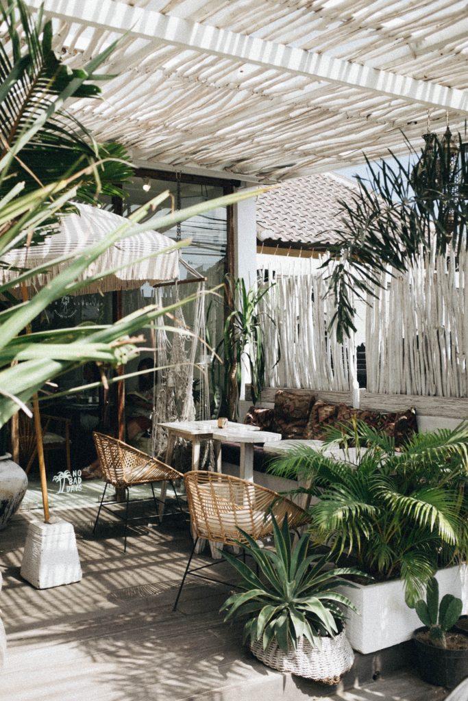 terrasse udeliv havestue planter (Foto: Unsplash)