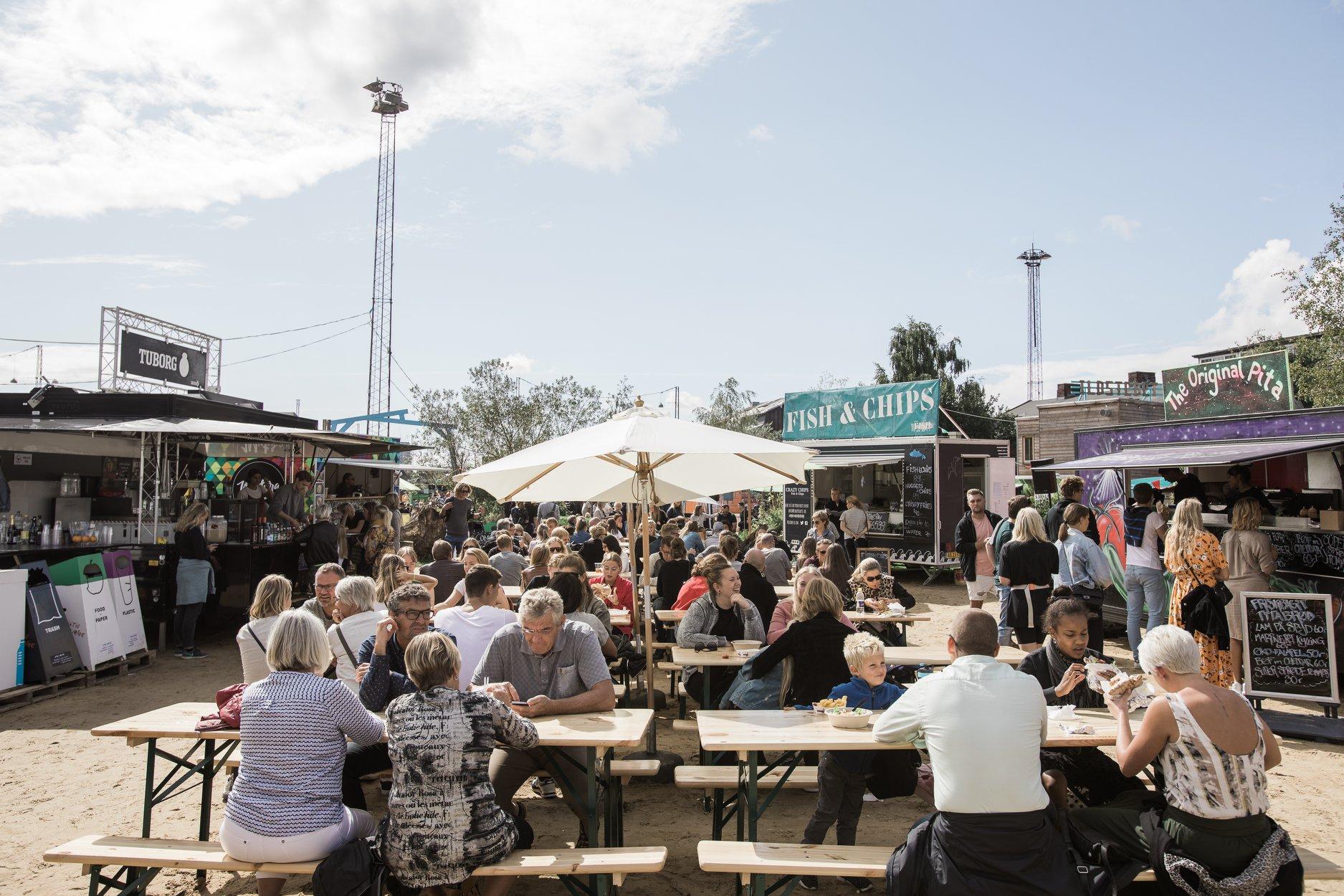 streetfood, street food festival, aarhus, kultur, kulturguide, mad, drikke, hygge, sommer